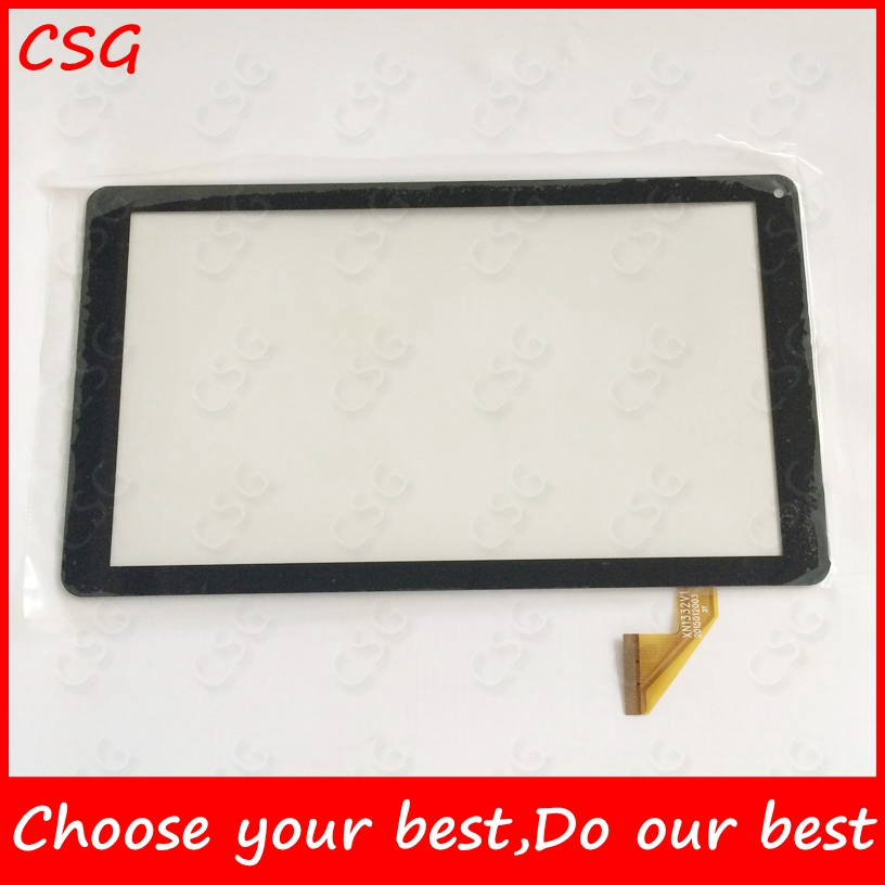 Free Shipping Suitable For 10.1 Inch XN1332V1 Touch Screen Handwriting Screen Digitizer Panel Replacement Parts