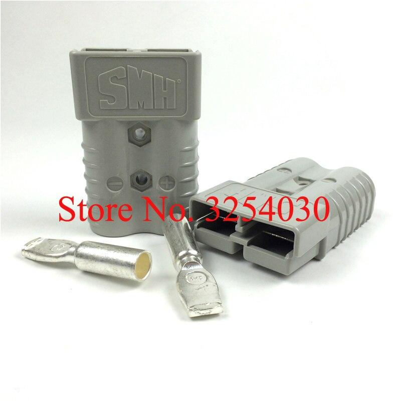 Поставка, домашние серые разъемы для аккумуляторов SMH 600 в, а, серый SMH350, замена SB350 для электрических поддонов