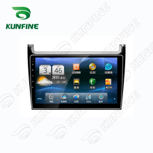 Quad Core 1024*600 Android 5.1 Car DVD GPS Navigation Player Car Stereo for VW POLO 2011-2013 Deckless Bluetooth Wifi/3G