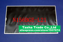 Pour Lenovo G510 N156BGE-L21 N156BGE L21 Matrice LCD Écran LED Affichage Matrice Inférieure Gauche BRILLANT 15.6 «LED 1366*768 HD
