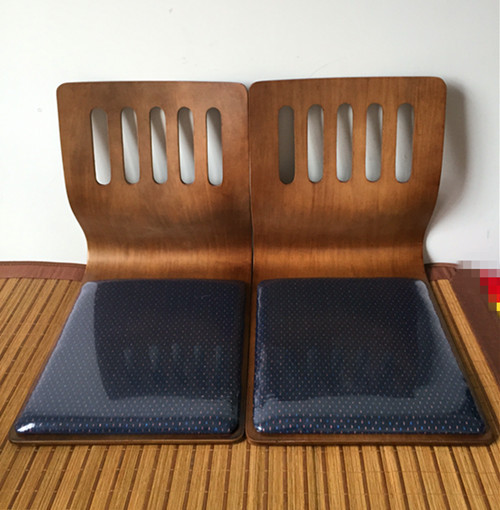 (4 buc / lot) Scaun fără picioare Asia Style Japonia Mobilier - Mobilier - Fotografie 6