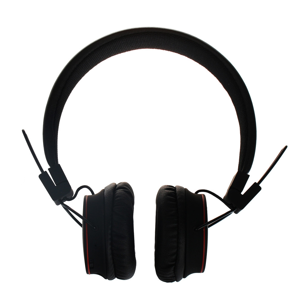 c1d6cf5dab5 2016 New Original Fineblue F1 Bluetooth Headphone V4.1 TF Card play FM  Radio Stereo HiFi sport Earphone wireless Headphone Black