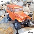 RGT Racing 136100 Rc Coche Escala 1/10 4wd Eléctrico Off Road Rock Crawler Roca Escalada RC-4 Manía de Alta Velocidad de Control Remoto de Coches