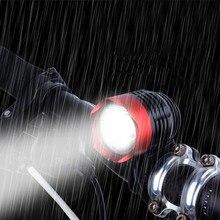3000 Lumen XML T6 USB Interface LED Bike Bicycle Light Headl