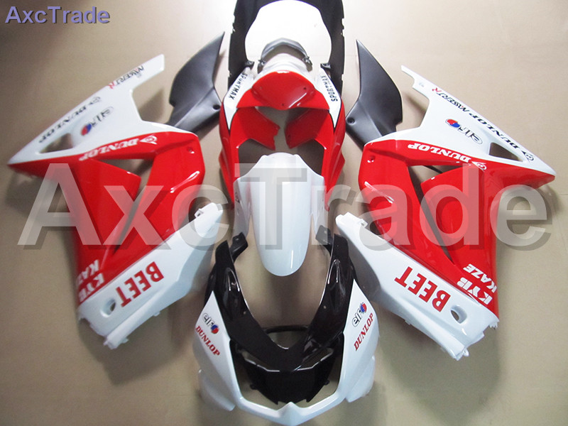 Custom Made Motorcycle Fairing Kit For Kawasaki Ninja 250 ZX250 EX250 2008-2012 08 - 12 ABS Fairings fairing-kit Injection Mold 2018 custom made cola plastic injection basket mold