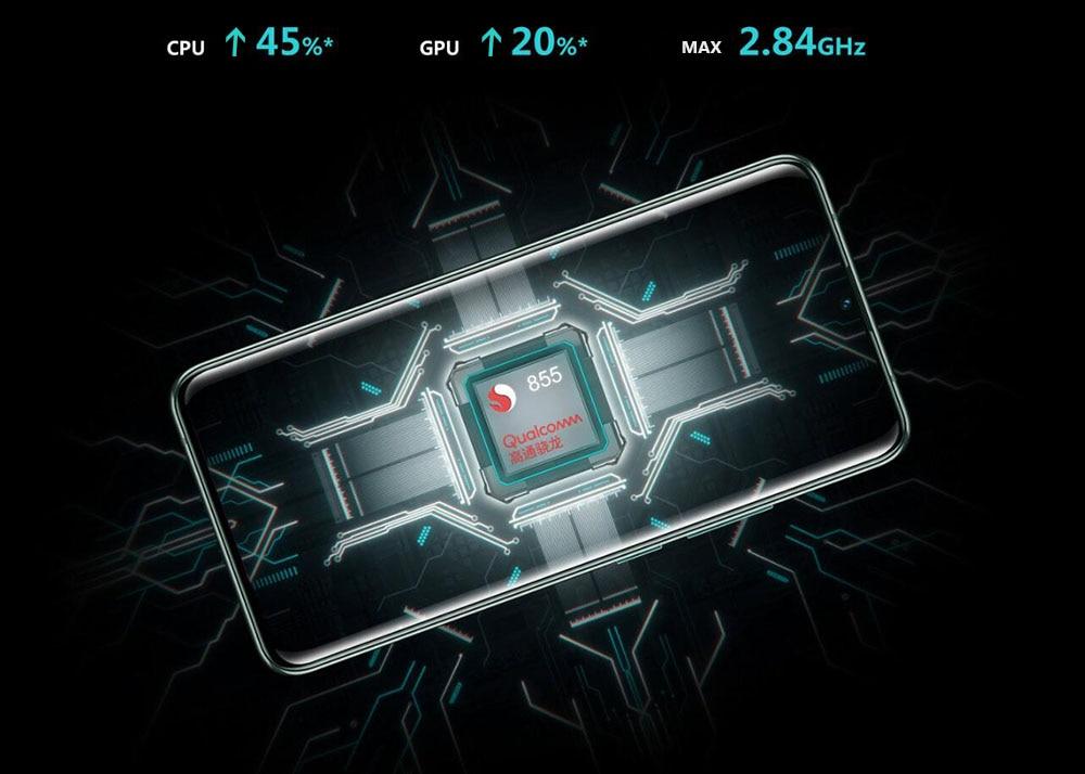 Original Lenovo Z6 Pro Snapdragon 855 Octa Core 6.39 1080P Display Smartphone Rear 48MP Quad Cameras (3)