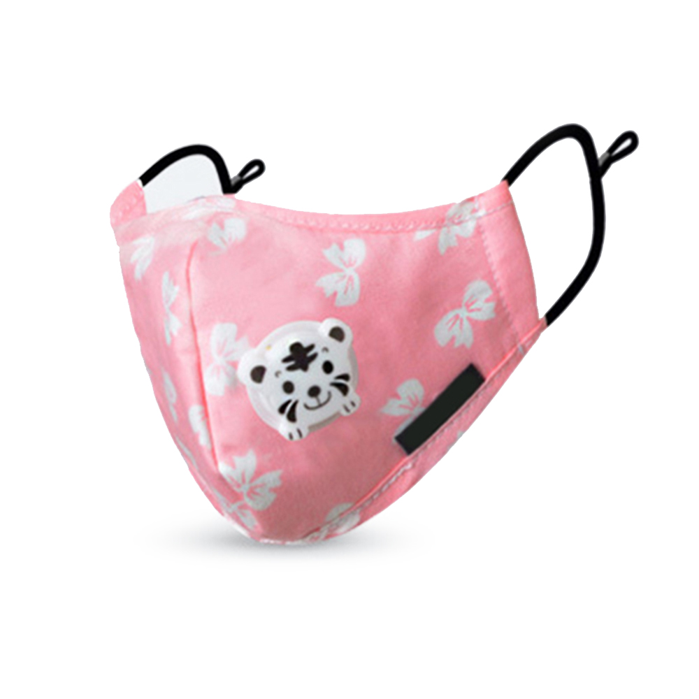 Fashion Kids Anti-Dust Face Mouth Mask Lovely Breathable Washable Cotton Mouth Mask Unisex Lovely