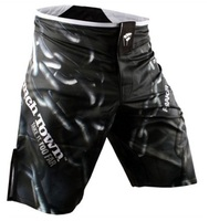 Darmowe zakupy nowe MMA boks szorty męskie spodnie mma boxeo walki Muay Thai spodenki bokserskie spodenki sportowe pantalones Wysokiej jakość