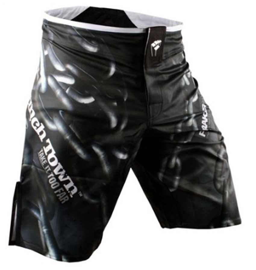 Free shopping new MMA boxing shorts men's pants mma Muay