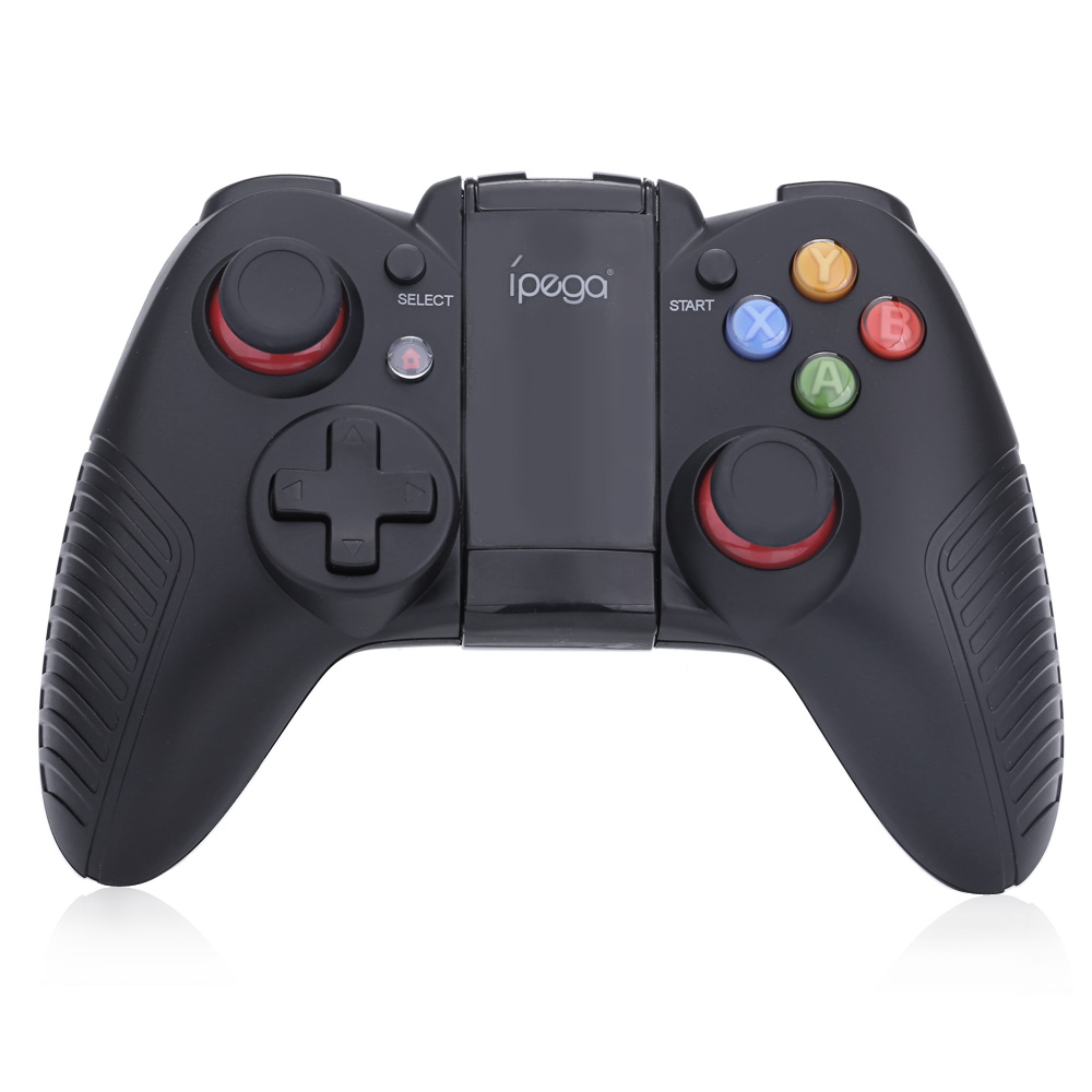 <font><b>iPega</b></font> PG-<font><b>9067</b></font> PG <font><b>9067</b></font> Gamepad Bluetooth Wireless Joystick Gaming Control Adjusted Holder for iPhone iOS Android TV Bo Tablet PC image