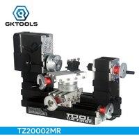 Big Power Mini Metal Rotating Lathe With 12000r Min 60W Motor And Larger Processing Radius DIY