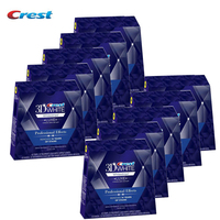 White strips Crest 3D Professional White LUXE Teeth Whitening 10Boxes 400 whiteStrips Dental Tooth whitening strips Oral Hygiene