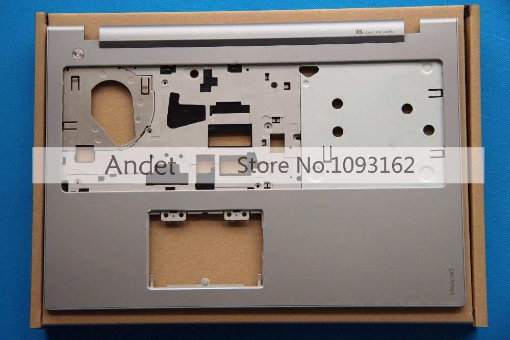 New Original Lenovo IdeaPad Erazer Z510 Palmrest Keyboard Bezel Cover Upper Case AP0T2000500 AP0T2000600 Silver