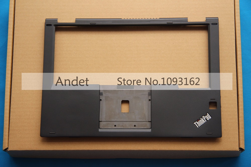 New Original for Lenovo ThinkPad Yoga 260 Palmrest Keyboard Bezel Cover Upper Case with Finger Hole Black new original for lenovo thinkpad t460 palmrest keyboard bezel upper case with fpr tp fingerprint touchpad 01aw302