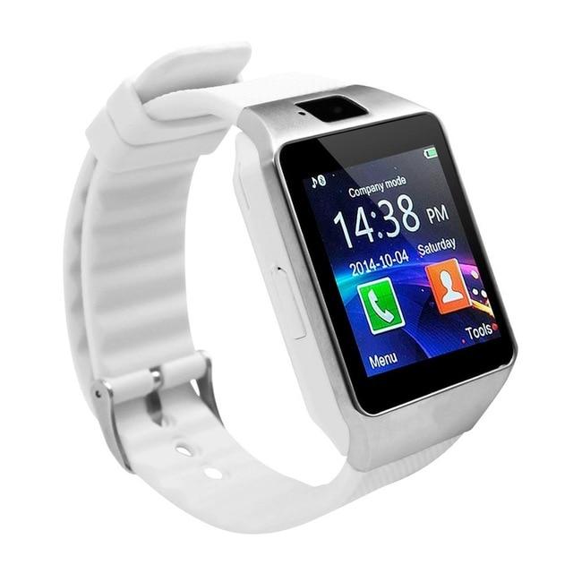 Inteligentny zegarek Bluetooth Smartwatch DZ09 Android Rozmowa - Zegarki damskie - Zdjęcie 4