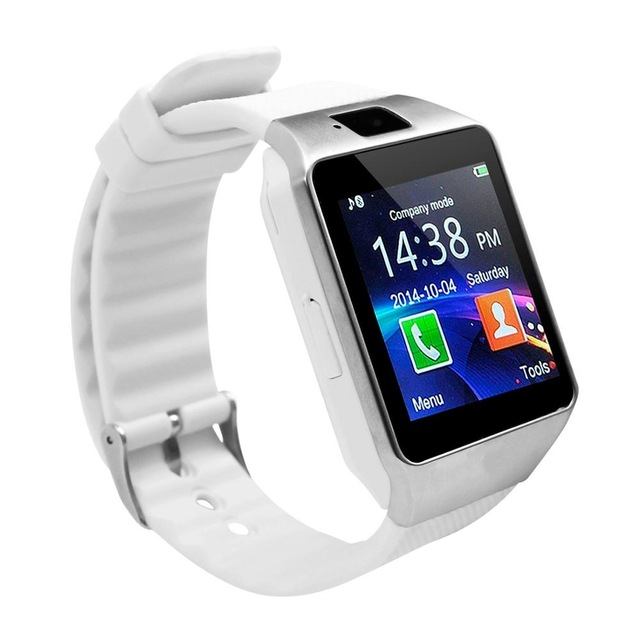 Bluetooth Smart Watch Smartwatch DZ09 Android телефонына - Әйелдер сағаттары - фото 4