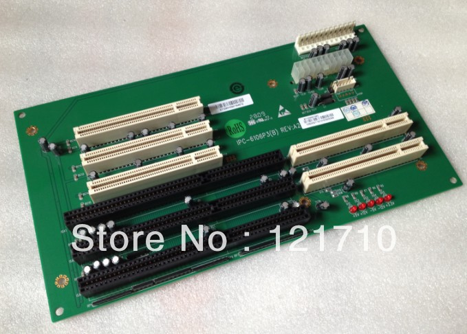 Evoc industrial equipments board IPC-6106P3(B) REV A2 ipc motherboard sbc81206 rev a3 rc 100