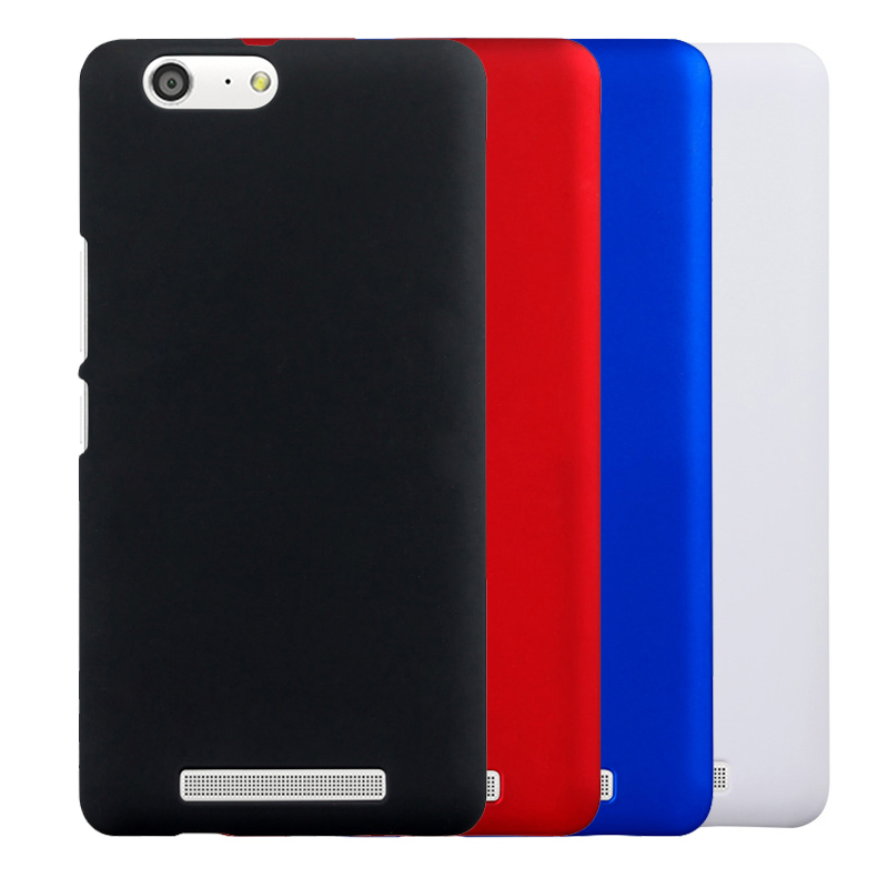 save off cf1fb d5a3a US $1.94 35% OFF|2015 New Multi Colors Luxury Rubberized Matte Plastic Hard  Case Cover For Gionee Marathon M5 Cell Phone Cover Cases-in Fitted Cases ...