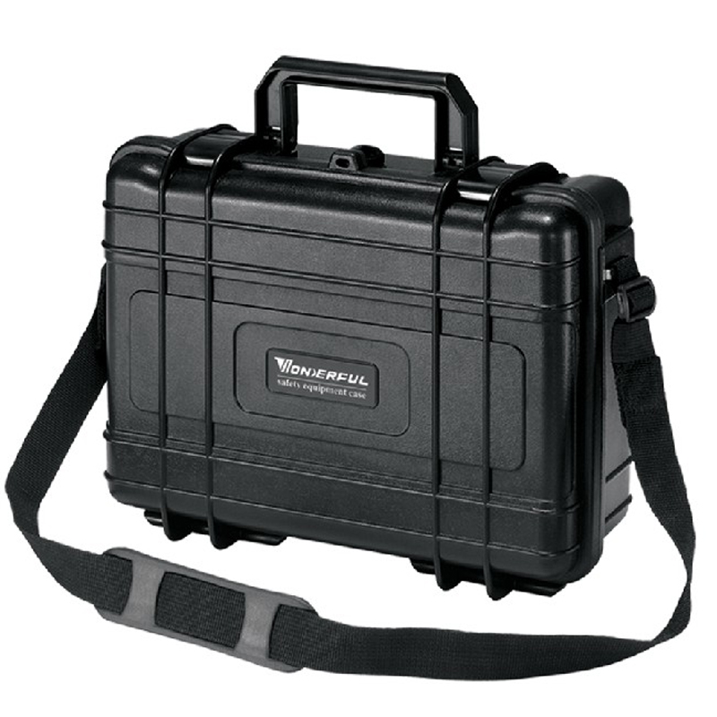 Tool case toolbox waterproof camera case with pre cut foam Survival Portable Container Tool Carry Storage