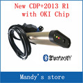Gold CDP with Bluetooth !!! TCS CDP OKI (M6636B OKI Chip) with Bluetooth function for TCS SCANNER PRO PLUS