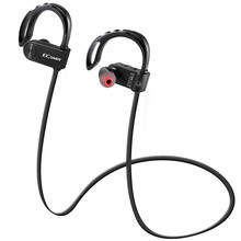 ECandy Bluetooth Earphone Wireless Sports Headphones Running Music Stereo Earbuds Handsfree with Mic Apt-x for Smartphones