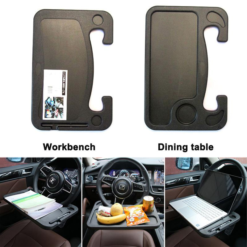 Vehemo Universal Car Laptop Stand Notebook Desk Wheel Food/drink Holder Accessories Carefully Selected Materials Automobiles & Motorcycles