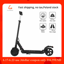 [Польша в наличии] Нет налога KUGOO S1 электрический скутер для взрослых 350 Вт складной 3 режима скорости 8 дюймов IP54 30 км 3-6day