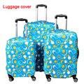 Красочные эластичный поездки багаж защитный чехол применить к 18 - 30 '' дорожные принадлежности