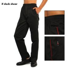 Эластичные брюки для ресторана и кухни; брюки для шеф-повара; брюки в полоску для обслуживания продуктов питания; брюки для пекарни; эластичная рабочая одежда; униформа для повара; L-5XL