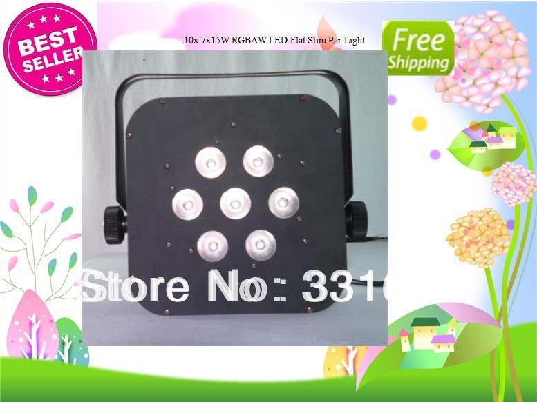 10pcs/lot Blizzard Lighting The PUCK FAB5 7x15-watt 5-in-1 RGBAW LEDs - IN STOCK NOW the fab diet