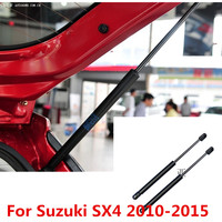 2pcs Tailgate Hatchback For Suzuki SX4 2010 2011 2012 2013 2014 2015 Gas Springs Struts Lift Supports