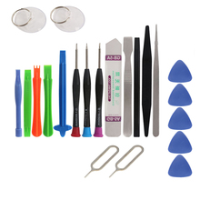 22in 1 Pry Opening Tool Screwdriver Mobile Phone Repair Tools kit for iphone ipad samsung Mobile Phone Repair Tool free shipping