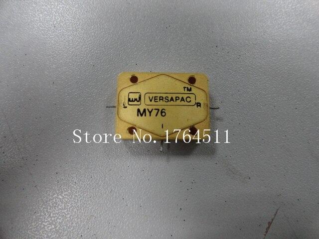 [BELLA] WJ MY76 RF Microwave Mixer