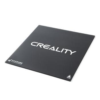 3D طابعة منصة الحرارة السرير بناء سطح طبق من الزجاج ل Creality CR-10 CR-10S