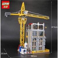 В наличии Лепин 15031 4425 шт. натуральная MOC серии классический строительной площадке строительные блоки кирпичи игрушки модель рождественски