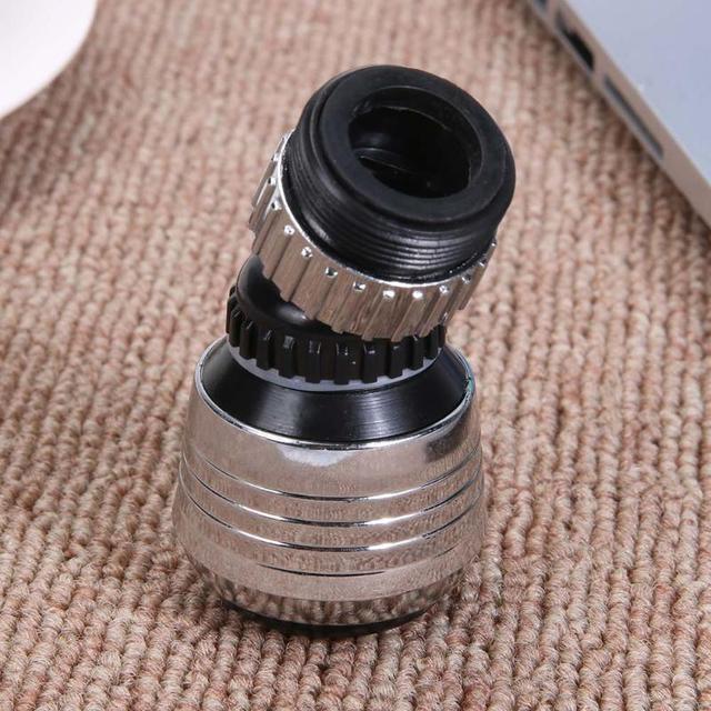 SHAI Water Faucet Bubbler Kitchen Faucet Saving Tap Water Saving Bathroom Shower Head Filter Nozzle Water Saving Shower Spray Home Decor & Toys