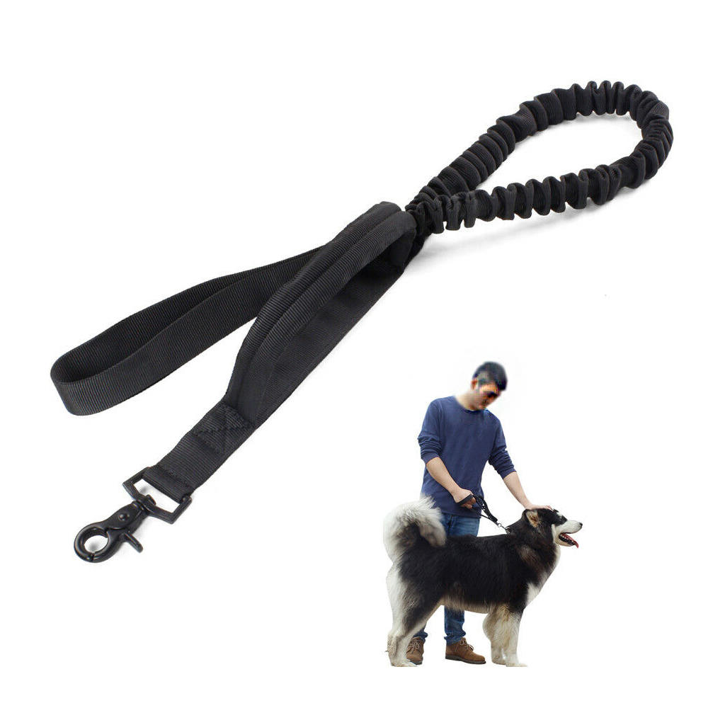 1PC Tactical Nylon Dog Rope Training Dog Leash Traction Rope Universal  Dog Leash Hunting Outdoor Pet Articles Dog Supplies