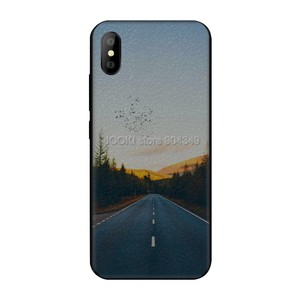 Image 2 - Blackview A30 Case, print Plastic Telefoon Cover Gevallen Voor Fundas Blackview A30 Telefoon Scherm Harde Flip mobiele telefoon Case Cover