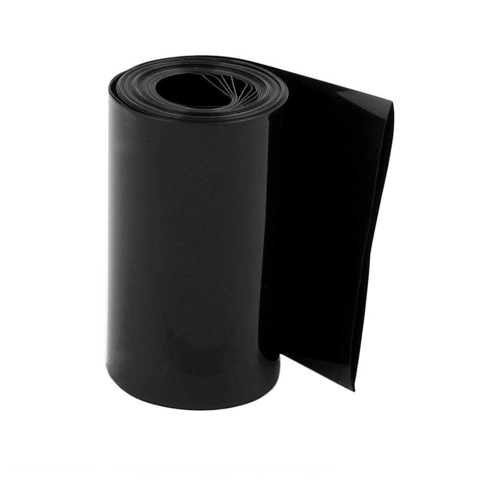 negro 28mm Cable de envolver o//dia//conducto 1 Mtr