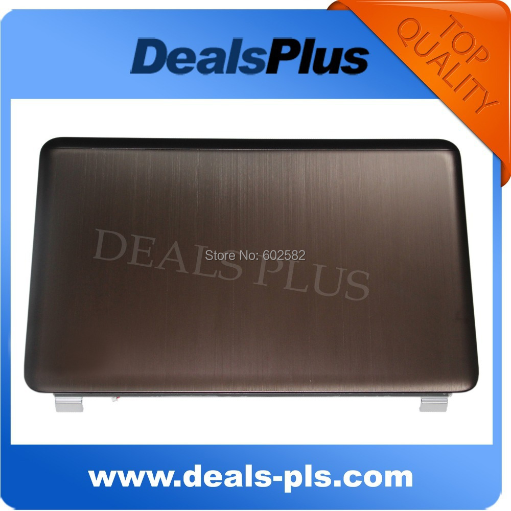 FOR Hp Pavilion DV7-6000 Dark Brown LCD SCREEN Back Cover lid / Rear case 639400-001 Free Shipping