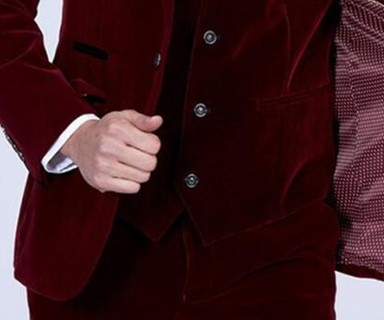 Wine-Red-Velvet-Men-Suits-3Pieces-Jacket-Pant-Vest-Tuxedos-Fashion-Custome-Homme-Terno-Slim-Fit (2)