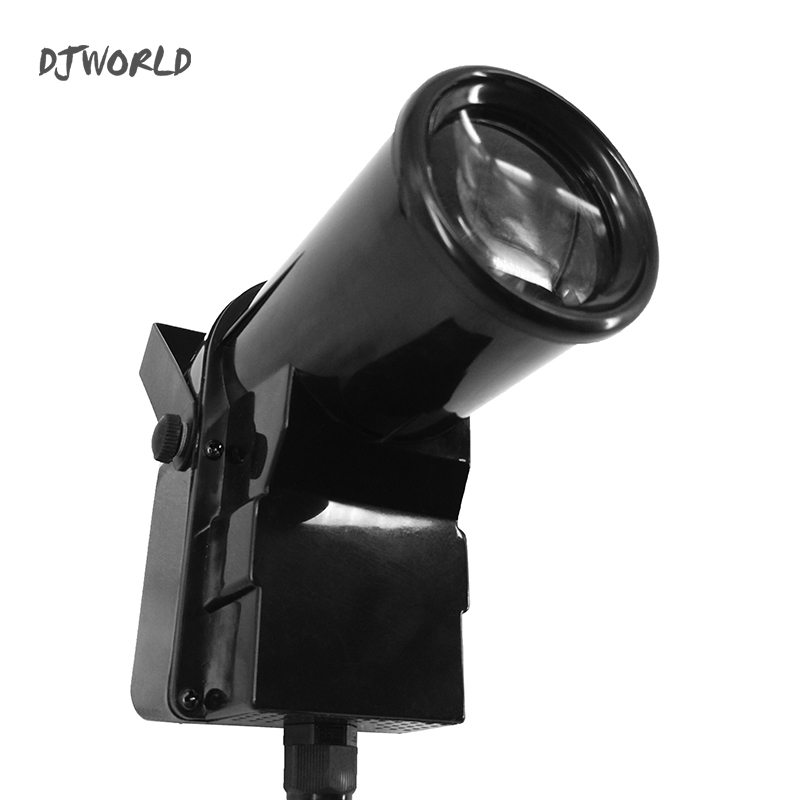LED Spotlight With DMX512 10W RGBW LED Business Lights with Professional for Party KTV Disco DJ Party Club Dance Floor