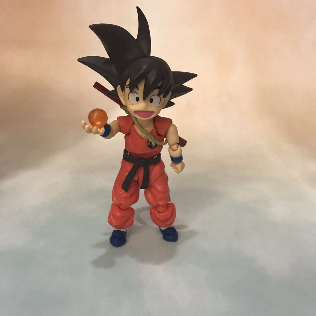 Dragon Ball Young Son Goku on Flying Nimbus Action Figure 13