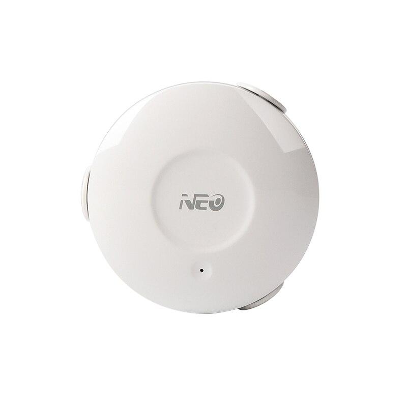 NEO Z Vague D'inondation Capteur Smart Domotique ZWave Fuite D'eau Capteur D'alarme et App Alertes de Notification