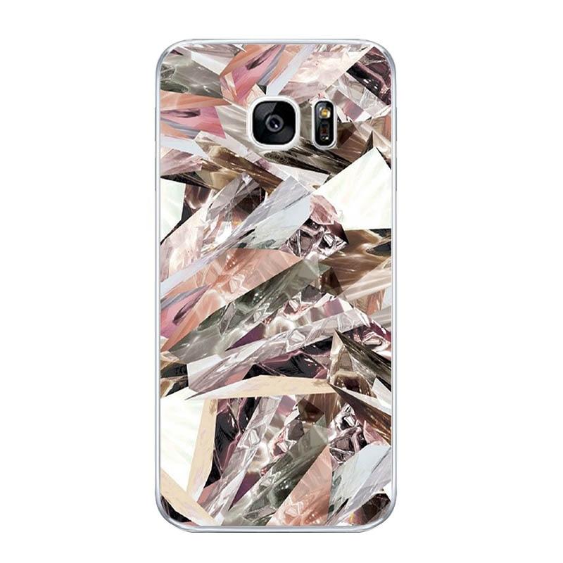 Para Samsung Galaxy J3 J5 J7 2016 Funda de teléfono S4 S6 S7 Edge - Accesorios y repuestos para celulares - foto 4