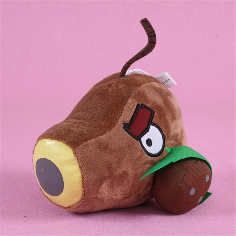 2017 Hot sale plant vs zombies plush toys Zombies Doll Baby Toy for Kids Gifts Toys 1pcs 14cm ...