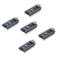 5PCS Mini V3 0 USB Nano ATmega328P 5V 16M Micro Controller Board Module For Arduino Welded
