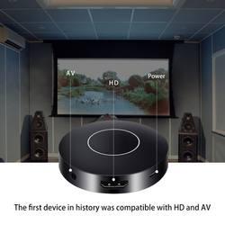 Беспроводной Wi-Fi Дисплей приемник ключа 1080 P HD ТВ Stick Airplay медиа-стример адаптер СМИ для Android ТВ