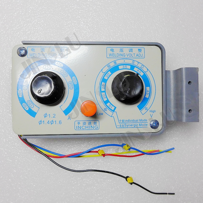 MAG MIG Wire Feeder Plastic Control Box Motor Speed Controller For Panasonic NBC200A 350A 500A Wire Feeder Machine все цены