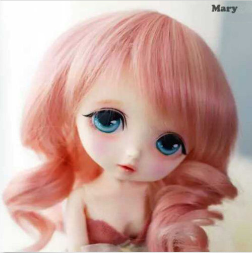 SuDoll Top Quality New Arrival 1/6 BJD Doll BJD/SD Lovely girl toy new lovely girl pink white thick bottom shoes 1 3 dd sd bjd doll shoes